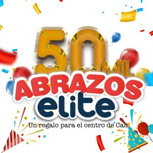 btl en una agencia go marketing 50 Mil Abrazos elite logo